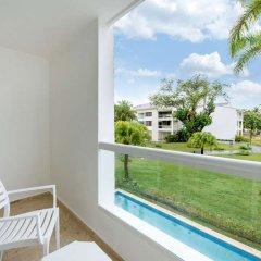 Отель Emotions by Hodelpa - Playa Dorada балкон