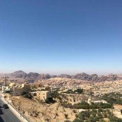 Отель Hidab Hotel Иордания, Вади-Муса - отзывы, цены и фото номеров - забронировать отель Hidab Hotel онлайн балкон
