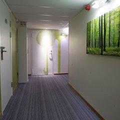 Отель Slottsskogens Vandrarhem & Hotell интерьер отеля