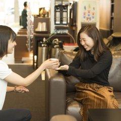 Отель Residence Hakata 4 Хаката гостиничный бар
