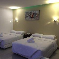 Отель Ocean Cruise Hotel Филиппины, Лапу-Лапу - отзывы, цены и фото номеров - забронировать отель Ocean Cruise Hotel онлайн комната для гостей фото 3