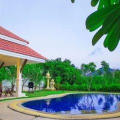 Отель Baan Dork Bua Villa Таиланд, Самуи - отзывы, цены и фото номеров - забронировать отель Baan Dork Bua Villa онлайн бассейн фото 3