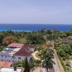 Отель Diamond Villas and Suites пляж