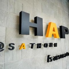 Отель Hap @ Sathorn ванная
