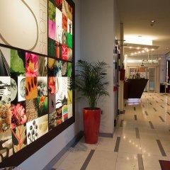 Hotel Sporting Cologno интерьер отеля