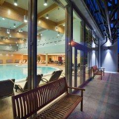 Wellness Hotel Diamant Глубока-над-Влтавой бассейн фото 2
