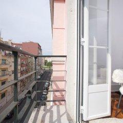 Отель Passion Inn Lisbon - Alameda балкон
