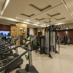 Отель Voyage Belek Golf & Spa - All Inclusive Белек фитнесс-зал фото 3