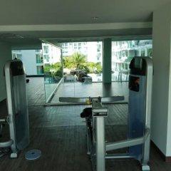 Отель Amazon Matrix By S&d Паттайя фитнесс-зал фото 2