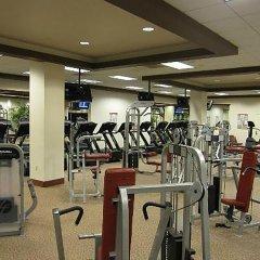 Отель Planet Hollywood Resort & Casino фитнесс-зал