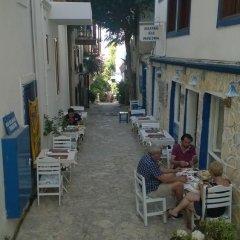 Отель Old Kalamaki Pansiyon Калкан фото 4