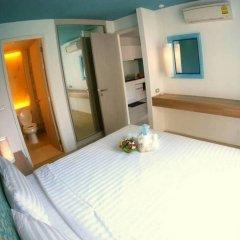 Отель Atlantis Condo Pattaya by Panissara Таиланд, Паттайя - отзывы, цены и фото номеров - забронировать отель Atlantis Condo Pattaya by Panissara онлайн комната для гостей фото 4