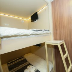 Kupe Capsule Hotel & Hostel удобства в номере фото 2
