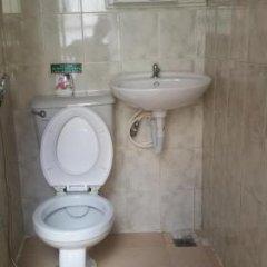 Отель Khách Sạn Thảo Vân Далат ванная