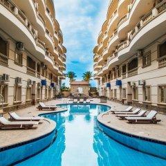 Отель Nour Plaza Hurghada спортивное сооружение