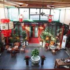 Palace Hotel Forbidden City бассейн