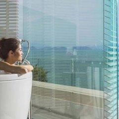 Отель InterContinental Samui Baan Taling Ngam Resort ванная фото 2