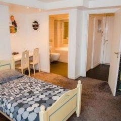 Отель Le Notre Dame Париж комната для гостей фото 3