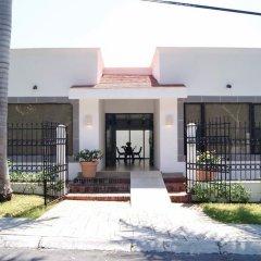 Отель Casa Campestre Premium Bed and Breakfast Мексика, Канкун - отзывы, цены и фото номеров - забронировать отель Casa Campestre Premium Bed and Breakfast онлайн вид на фасад фото 2