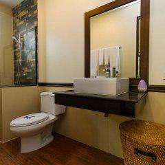 Отель Villa Salika ванная фото 2