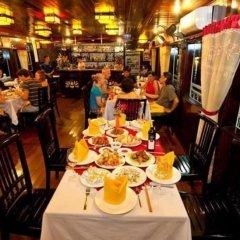 Отель Halong Bay Aloha Cruises питание фото 2