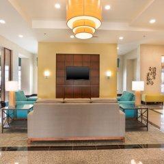Отель Drury Inn & Suites St. Louis Brentwood интерьер отеля