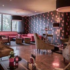 Отель Mercure Antwerp City Centre гостиничный бар