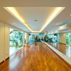 Manhattan Bangkok Hotel Бангкок фитнесс-зал фото 4