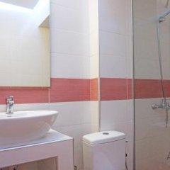 Angelos Hotel Ситония ванная