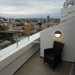 Hotel Le Mirage балкон