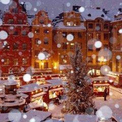 Отель Hotell Den Gyllene Geten Стокгольм помещение для мероприятий