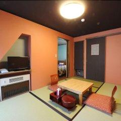 Отель Gensen no Yado Maruishi Ryokan Хакуба комната для гостей