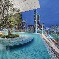 Отель Waldorf Astoria Bangkok Бангкок бассейн фото 2
