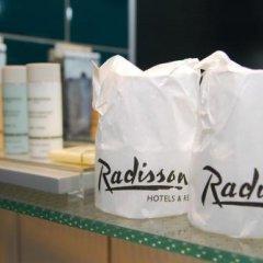 Radisson Blu H.C. Andersen Hotel, Odense ванная