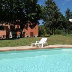 Отель La Carpinella Монтоне бассейн фото 3