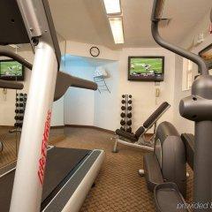 Отель Towneplace Suites Baltimore Fort Meade Аннаполис-Джанкшн фитнесс-зал