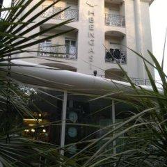 Hotel Bengasi балкон