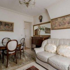 Отель Lokappart Montparnasse Париж комната для гостей