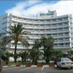 Отель El Hana Beach Сусс парковка