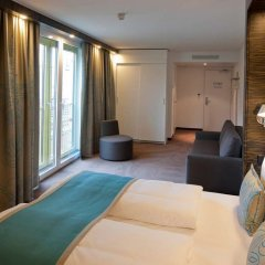 Отель Motel One Berlin KuDamm комната для гостей фото 5