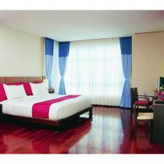 Pattaya Discovery Beach Hotel комната для гостей фото 3