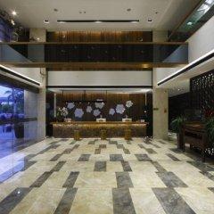 Отель Luminous Jade Hotel Китай, Сямынь - отзывы, цены и фото номеров - забронировать отель Luminous Jade Hotel онлайн интерьер отеля