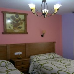 Отель Casa Rural Alonso Quijano El Bueno комната для гостей фото 3