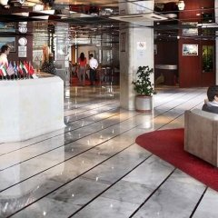 Отель Ontur Otel Iskenderun Искендерун интерьер отеля фото 2