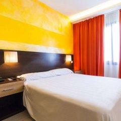 Apart-Hotel Serrano Recoletos Мадрид комната для гостей