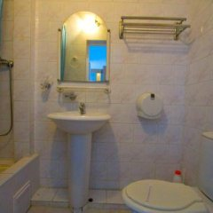 Гостиница Заря ванная фото 2