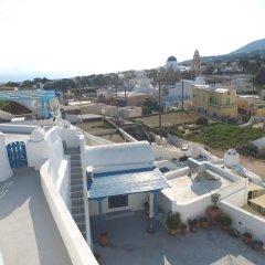 Отель Santorini Caves Греция, Остров Санторини - отзывы, цены и фото номеров - забронировать отель Santorini Caves онлайн балкон