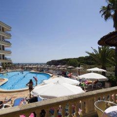 Son Baulo Hotel Mallorca Island бассейн