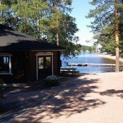 Отель Hostel Ukonlinna Финляндия, Иматра - отзывы, цены и фото номеров - забронировать отель Hostel Ukonlinna онлайн пляж фото 2