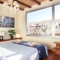 Отель Apbcn Gracia Terraced комната для гостей фото 3